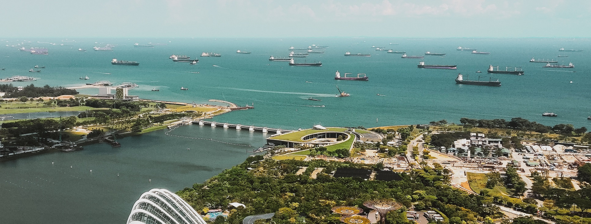 Total LNG Maritime Hub for Asia