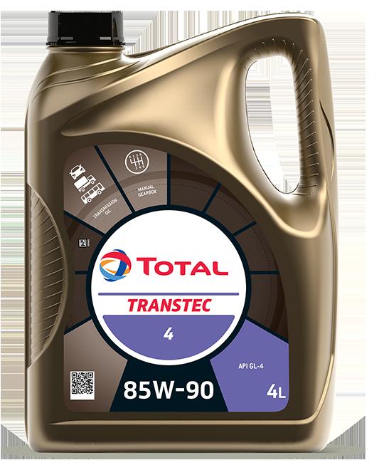 TOTAL TRANSTEC 4 85W-90
