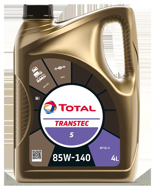 TOTAL TRANSTEC 5 85W-140