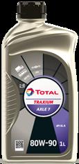 TRAXIUM AXLE range