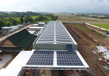 5.4 MW for Danone in Indonesia