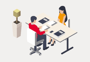 Step 2 – Your Meeting with a Recruiter