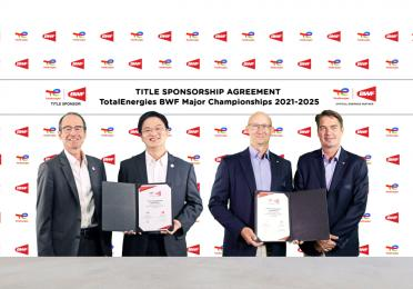 totalenergies and bwf members holding certificates