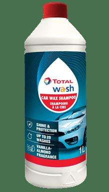 TotalEnergies Car Wax Shampoo