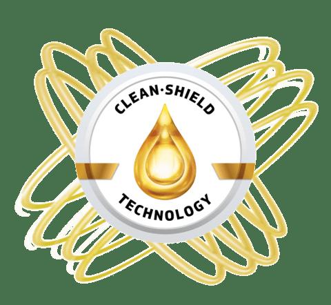 Clean-Shield technology