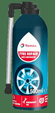 TotalEnergies tyre repair