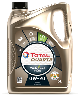 TOTAL QUARTZ INEO XTRA