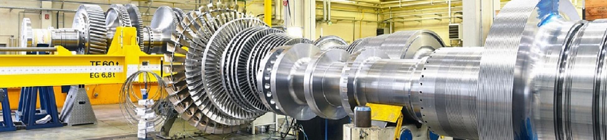 Steam & Gas Turbines