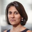 Namita Shah, Executive Vice President, People & Social Responsibility at TotalEnergies